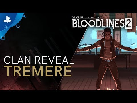 Vampire: The Masquerade - Bloodlines 2: Clan Introduction: Tremere | PS4
