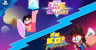 Steven Universe Save The Light & OK K.O.! Let's Play Heroes Combo Pack - Launch Trailer | PS4