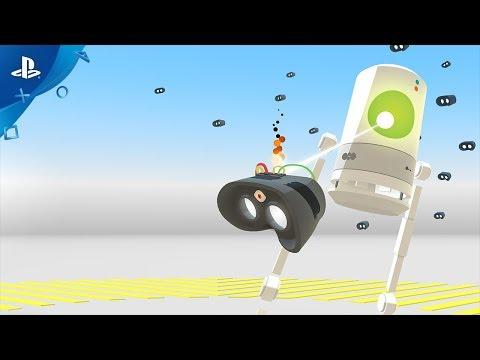 Virtual Virtual Reality - Launch Trailer   PSVR