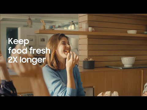 Refrigerator: Twin Cooling Plus™ - 2X Longer Freshness | Samsung