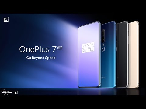 OnePlus 7 Pro - See more on our smoothest device ever