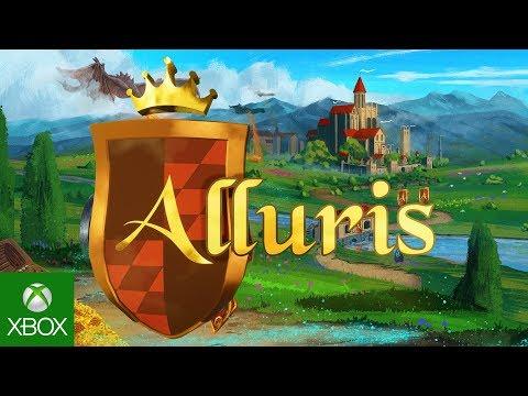 Alluris Announcement Trailer