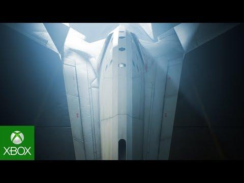 Ace Combat 7: ADF-11F DLC Trailer