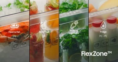 Refrigerator: Twin Cooling Plus™ - Optimally store different food items   Samsung