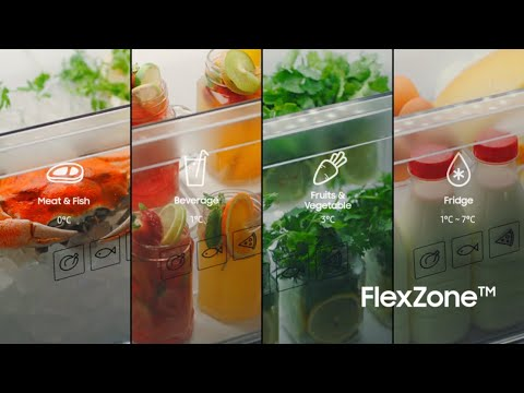 Refrigerator: Twin Cooling Plus™ - Optimally store different food items | Samsung