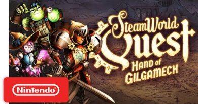 SteamWorld Quest - Launch Trailer - Nintendo Switch