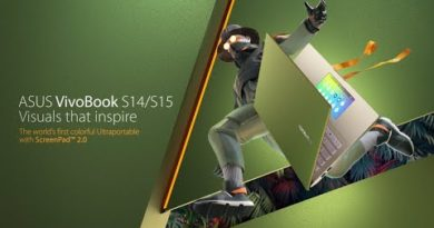 Visuals that inspire – VivoBook S14/S15   ASUS