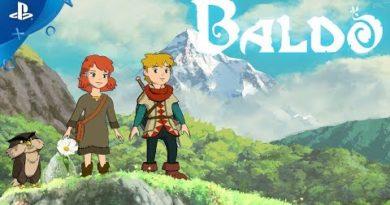 Baldo - Gameplay Trailer | PS4