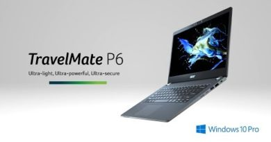 TravelMate P6 Laptop – Ultra-light, Ultra-powerful, Ultra-secure | Acer