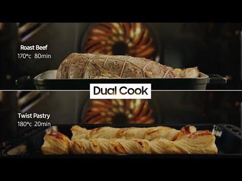 Dual Cook Flex™: Feature overview   Samsung