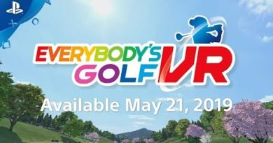 Everybody's Golf VR – Live Action Trailer | PS VR