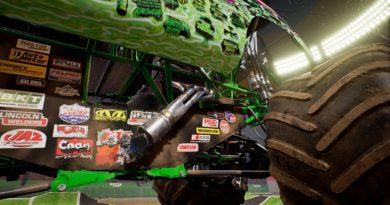 Recreating Monster Jam's Beloved, Larger-Than-Life Trucks in Monster Jam Steel Titans