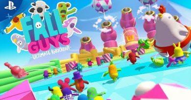 Fall Guys - E3 2019 Trailer   PS4
