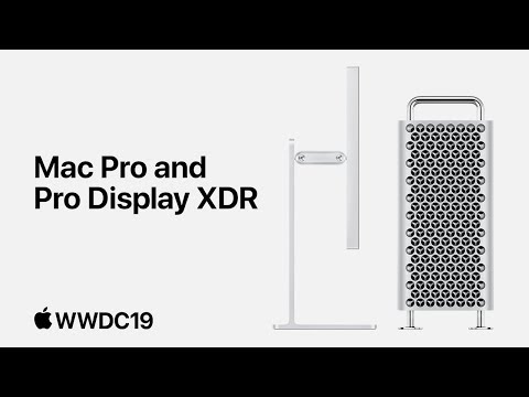 Introducing the new Mac Pro and Pro Display XDR — Apple