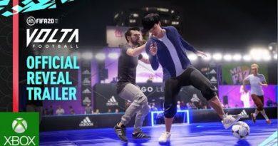 FIFA 20 | Official Reveal Trailer ft. VOLTA Football