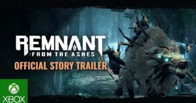 Remnant: From the Ashes Official Story Trailer
