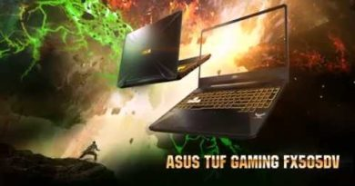 Join Forces - ASUS TUF Gaming FX505DV | ASUS