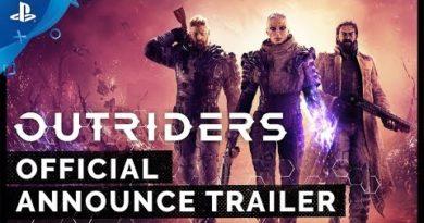 Outriders - E3 2019 Announce Trailer | PS4