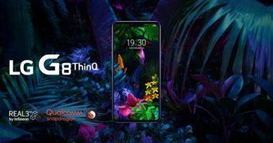 LG G8 ThinQ: Multi ID Video