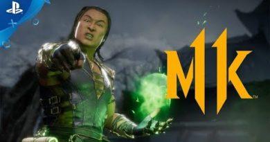 Mortal Kombat 11 Kombat Pack - Shang Tsung Gameplay Trailer   PS4