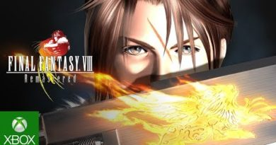 FINAL FANTASY VIII Remastered – Official E3 Announcement 2019 Trailer