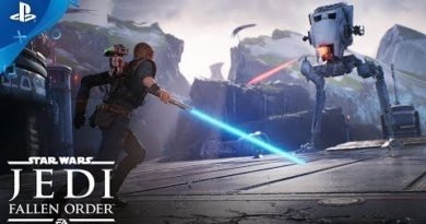 Star Wars Jedi: Fallen Order - E3 2019 Trailer   PS4