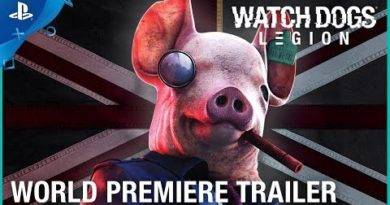 Watch Dogs Legion - E3 2019 World Premiere Trailer | PS4
