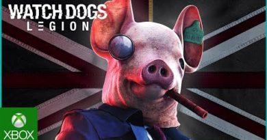 Watch Dogs Legion: E3 2019 Official World Premiere Trailer
