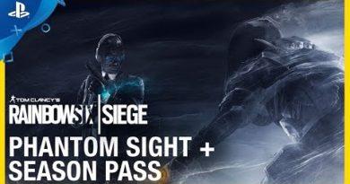 Rainbow Six Siege: Phantom Sight - E3 2019 Season Pass Trailer | PS4