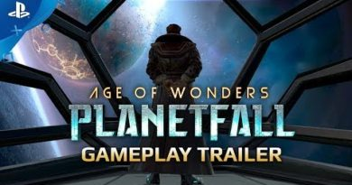 Age of Wonders: Planetfall - E3 2019 Gameplay Trailer   PS4