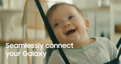 Samsung Galaxy: Seamlessly connect your Galaxy