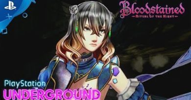 Bloodstained: Ritual of the Night - Gameplay Walkthrough | PlayStation Underground