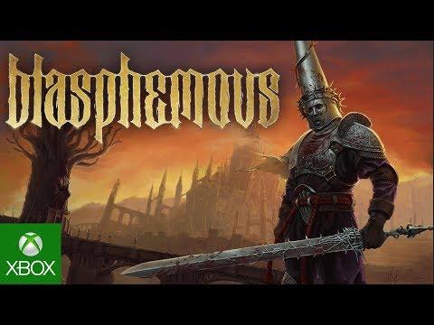 Blasphemous - Announcement Trailer