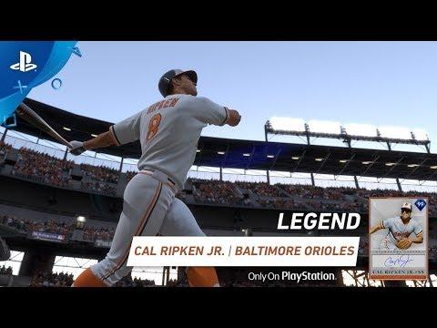 MLB The Show 19 - Cal Ripken Jr. leads 4th Inning Update   PS4