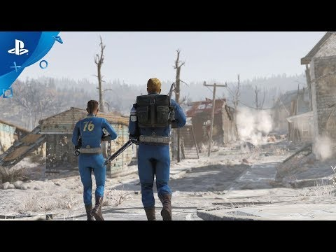 Fallout 76 – E3 2019 Nuclear Winter Gameplay Trailer    PS4