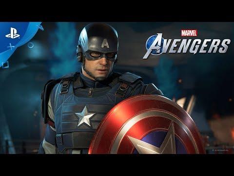 Marvel's Avengers - E3 2019  Reveal Trailer   PS4