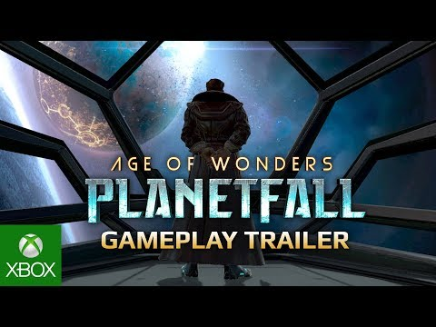 Age of Wonders: Planetfall - Gameplay Trailer