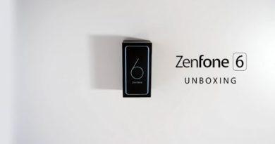 ZenFone 6 - Unboxing   ASUS