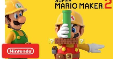 Super Mario Maker 2 Available 6/28 - Nintendo Switch