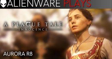 A Plague Tale: Innocence Gameplay Walkthrough on Alienware Aurora R8 Gaming Desktop