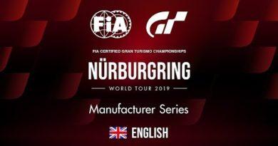 [English] World Tour 2019 - Nürburgring | Manufacturer Series