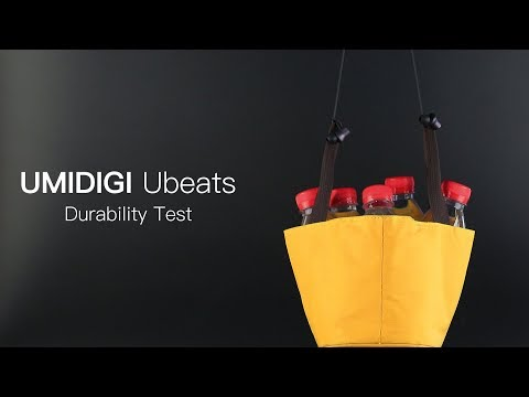 UMIDIGI Ubeats: Tested for Durability!
