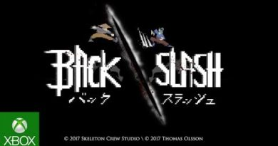 BackSlash Trailer | XBOX One