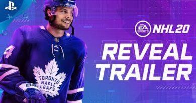 NHL 20 - Cover Reveal Trailer ft. Auston Matthews | PS4