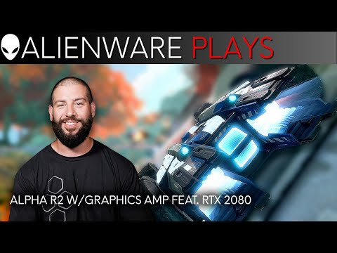 GRIP: Combat Racing Gameplay on Alienware Alpha R2 Gaming PC with Graphics Amplifier