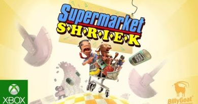 Supermarket Shriek Gameplay Trailer