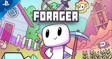 Forager - Announce Trailer | PS4