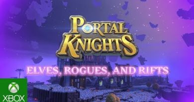 Portal Knights Elves Rogues and Rifts DLC - Trailer