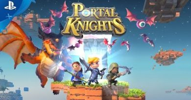 Portal Knights - Elves, Rogues, and Rifts & Questing Update | PS4