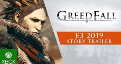 [E3 2019] GreedFall - Story Trailer